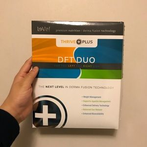 Level Thrive DFT Duo Patches